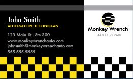 Automotive Business Cards: Design Custom Business Cards for Free