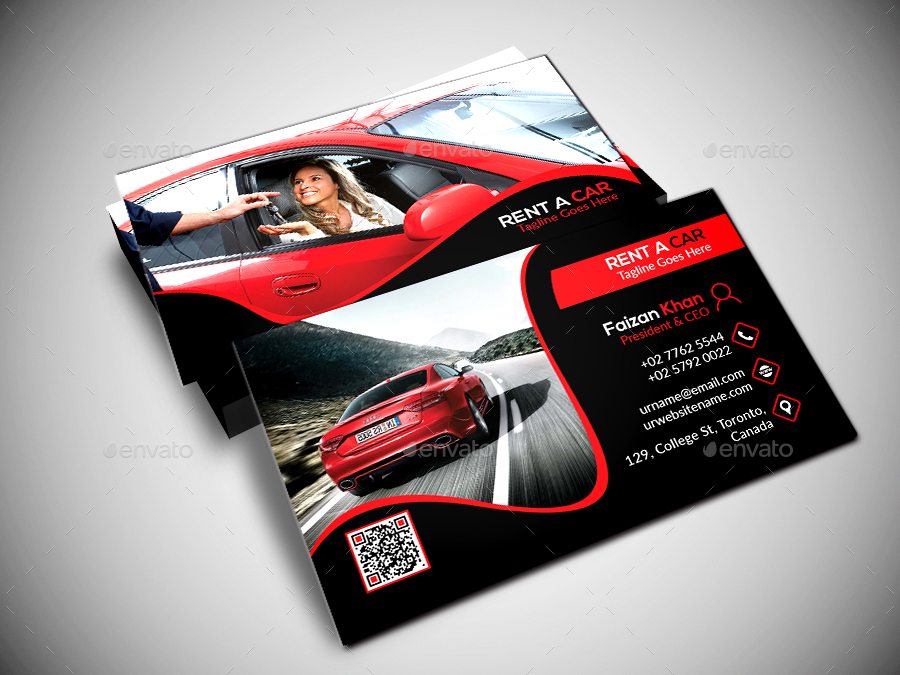 Cool Auto Business Card Photos Ideas I On Car Name Card Desig