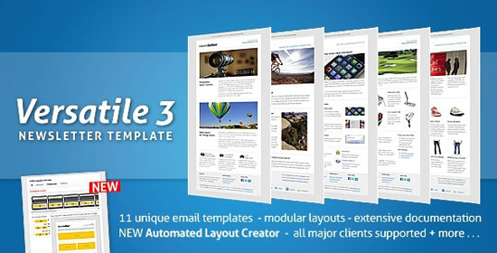 Best Newsletter Templates   Comanimee.com