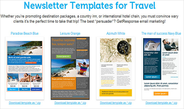 best newsletter templates 81 best newsletter templates 2018 free