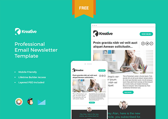 best newsletter templates