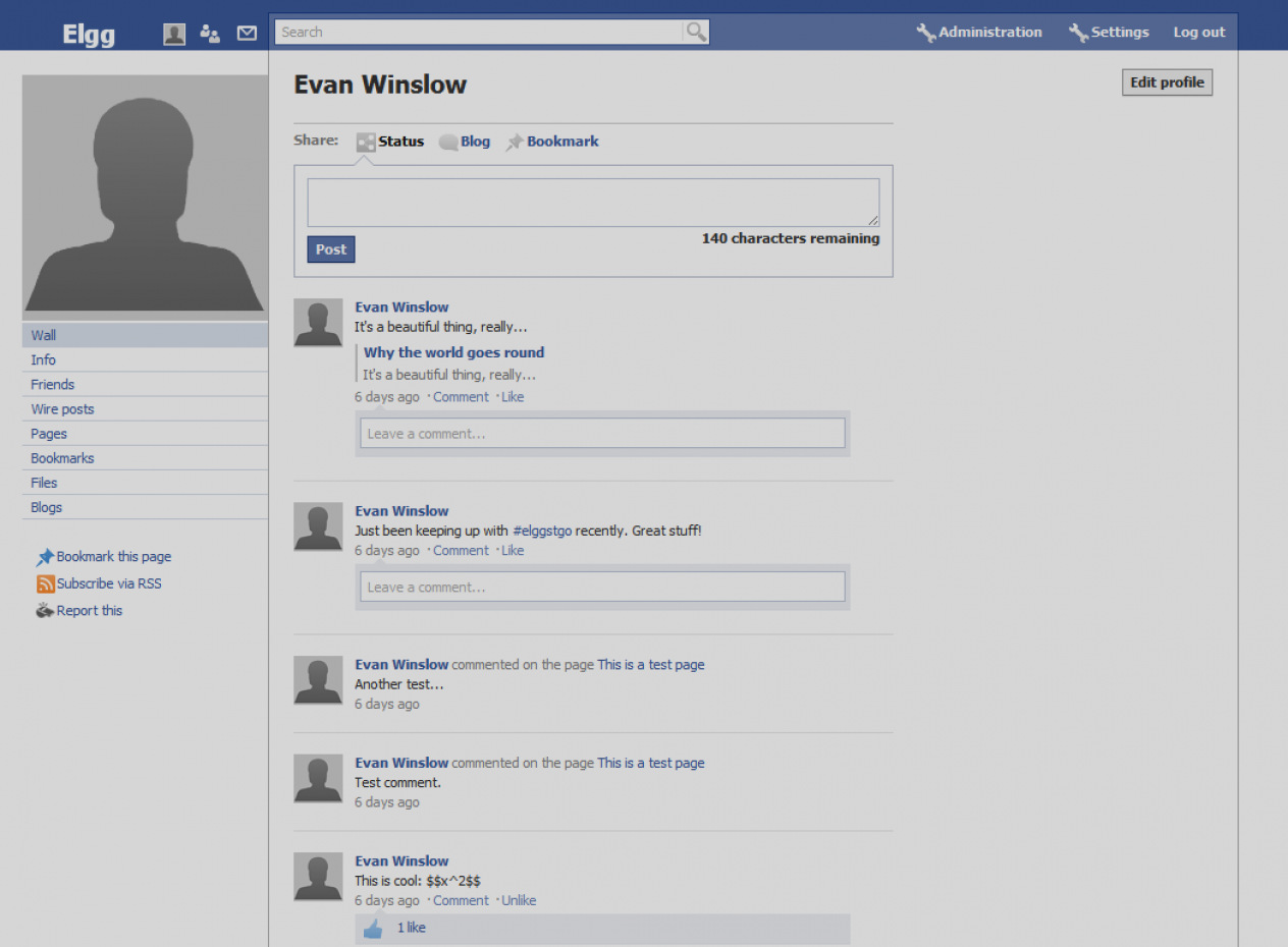 Blank Facebook Profile Worksheet / Activity by SVRoddam   Teaching
