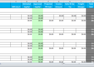 Business budget worksheet   Budget Templates for Excel