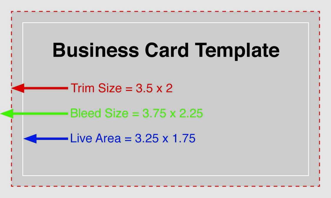 Business Card Templates Pdf Cards – PlanMade