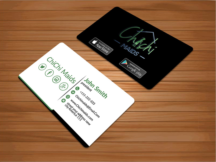 Entry #23 by bakhtear05 for Design modern business card with
