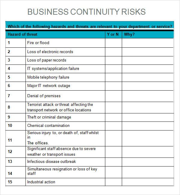 Business impact analysis template emmamcintyrephotography business impact analysis template analysis templates pinterest accmission Image collections