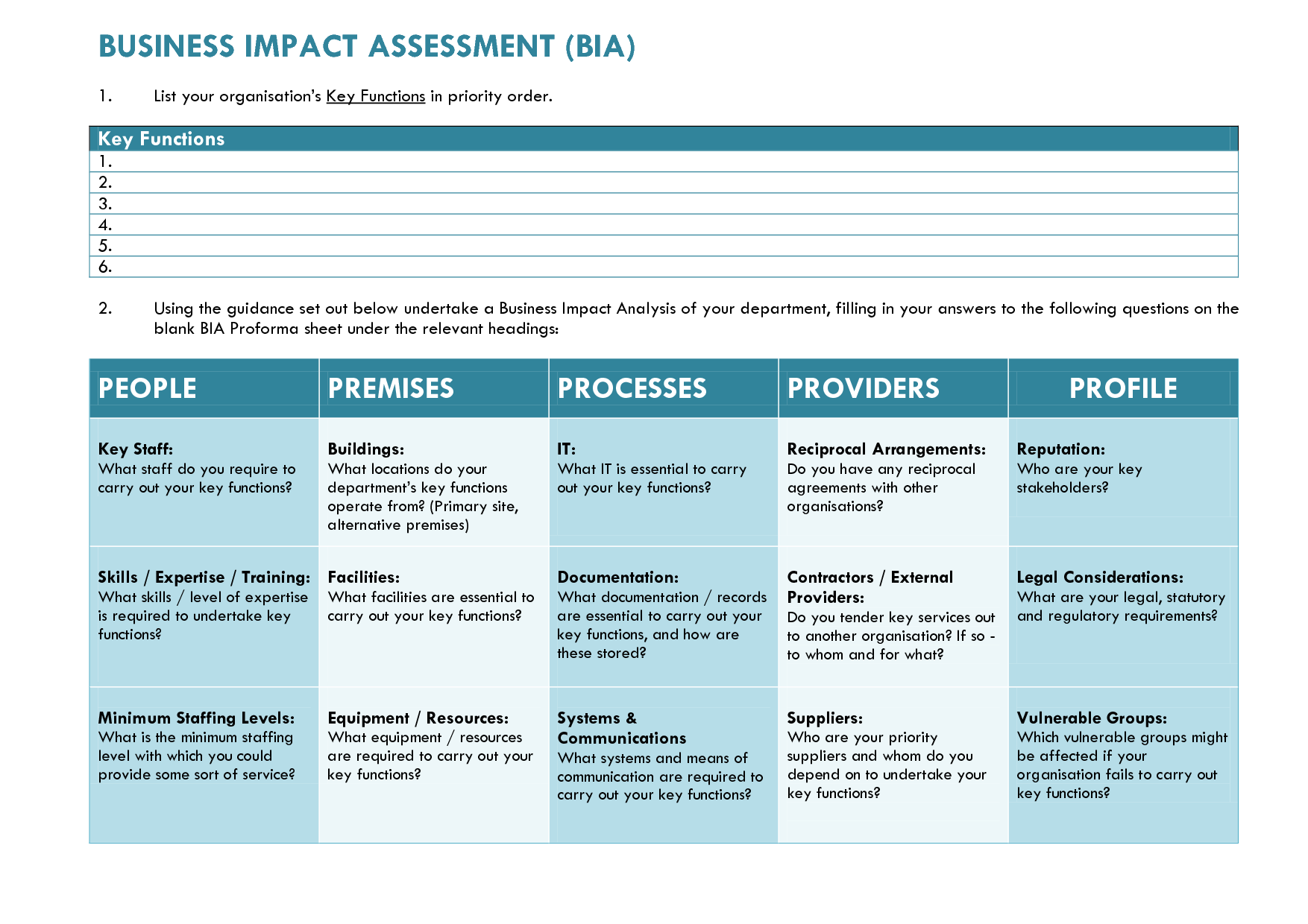 28 Images of Change Impact Assessment Template | dotcomstand.com