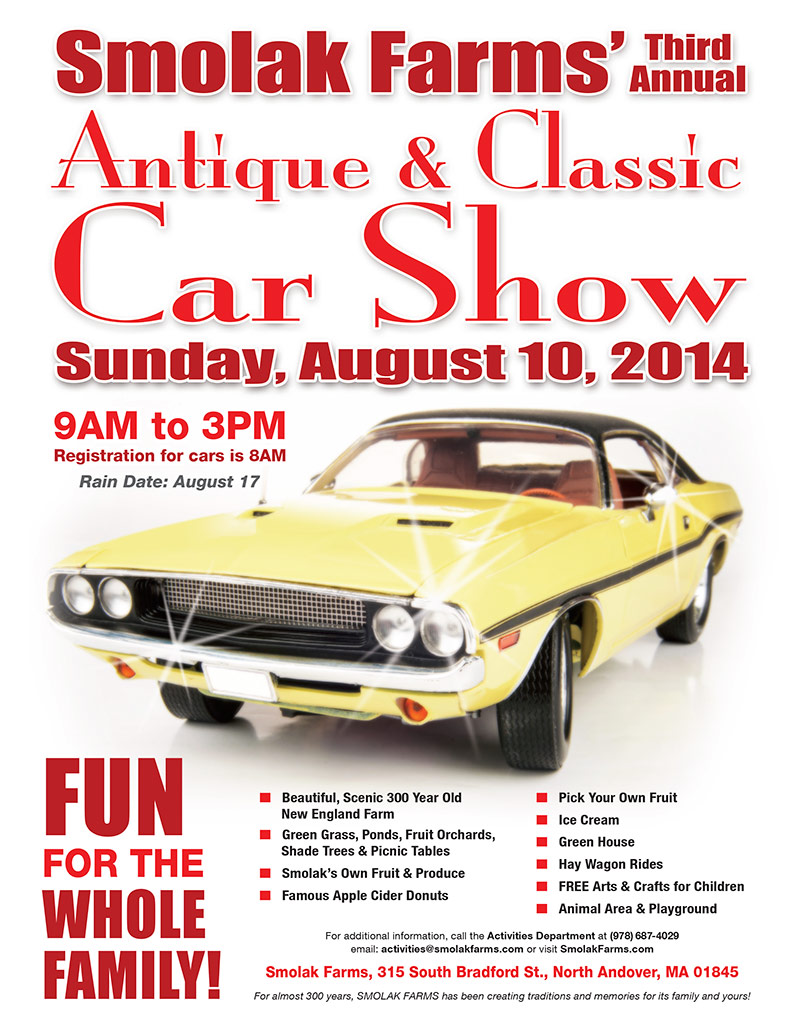 5 Free Car Show Flyer Templates   Excel PDF Formats