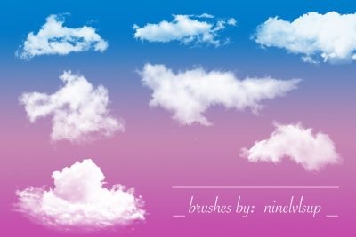 Photoshop Cloud Brushes 3 by sdavis75 on DeviantArt