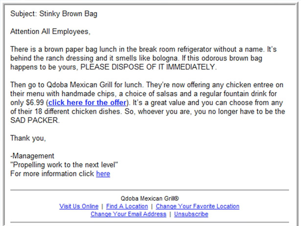 Company email format bag new meanwhile qdoba mexican grill