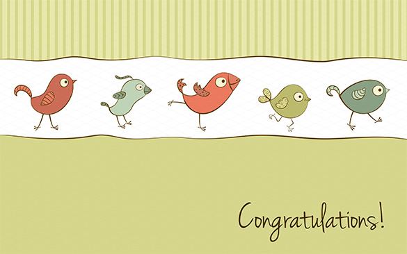 congratulations cards templates   Manqal.hellenes.co