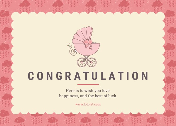 Congratulations Card Maker   Make Your Own Congratulations