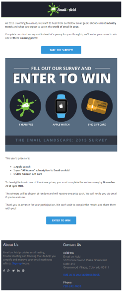 20 Email Newsletter Examples to Get New Ideas for Your Design