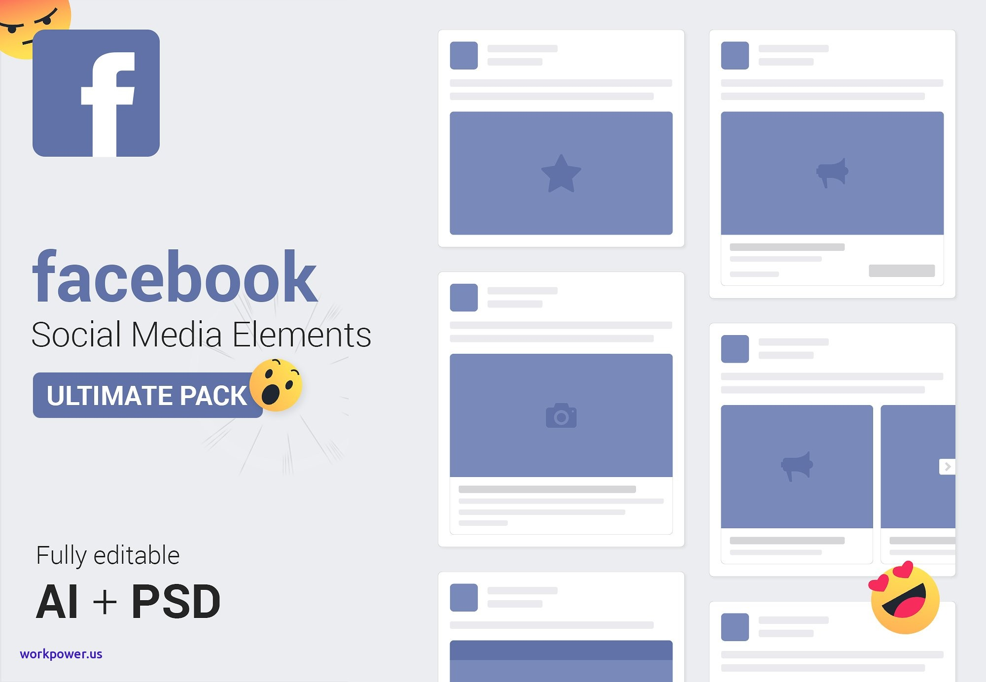 Facebook Ad Template Psd   Templates Data