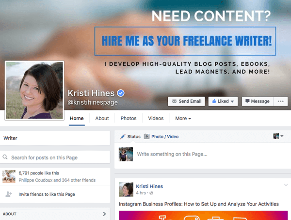 35+ Popular Facebook Pages for Business   Need Inspiration?