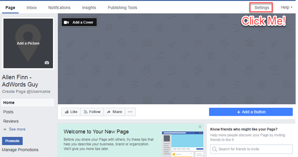 The Proper Way to Create a Facebook Business Page