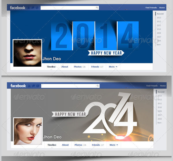 20+ Facebook Business Page Templates | Free & Premium Templates