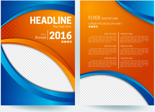 Flyer background design free vector download (46,805 Free vector