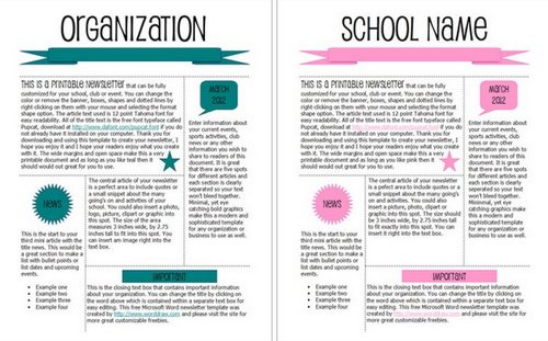 microsoft free templates handout template 15 free microsoft word