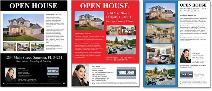 Top 25 Real Estate Flyers & Free Templates