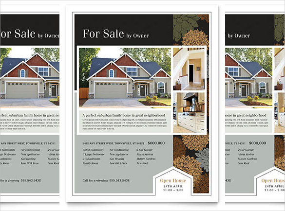 real estate brochure templates free download 17 free download real