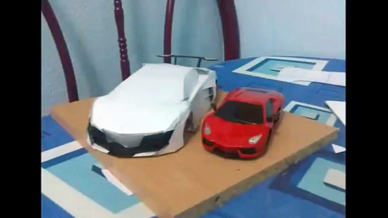 How To Make Car With Paper   Video Dailymotion