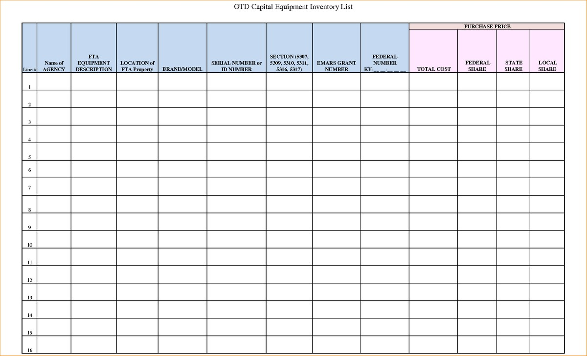 liquor inventory control sheet template | Papillon northwan