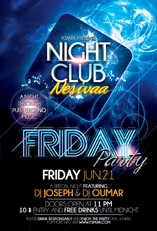 Club Flyers Night Club Flyer Night Club Flyer Long Weekend Dirty