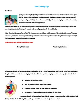 Parent Letter Template Teaching Resources | Teachers Pay Teachers