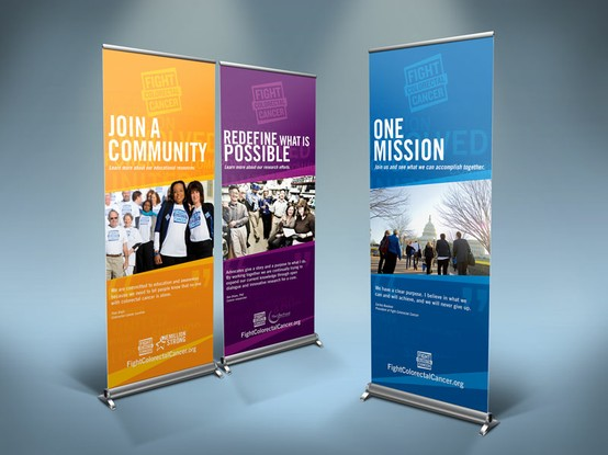 Retractable Popup Banner   PLATOON :: Event Production and Multi