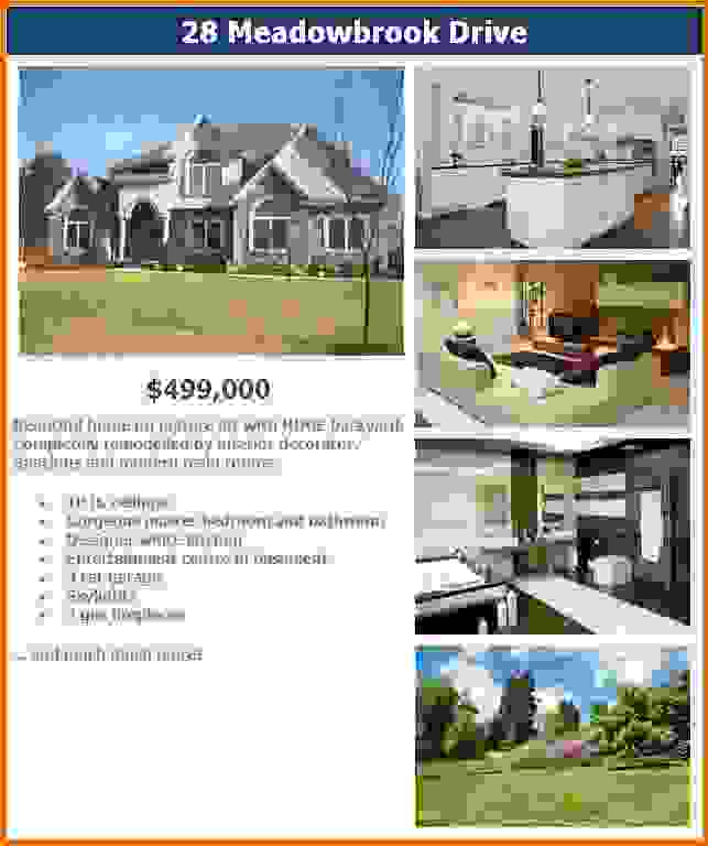 Real Estate Flyers Free Templates Free Real Estate Flyer