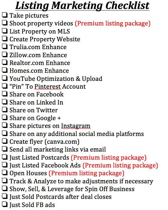 Real Estate Marketing Tools » Blog Archive A 6 Month Postcard