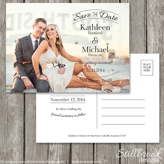 save the date postcard template free save the date postcard