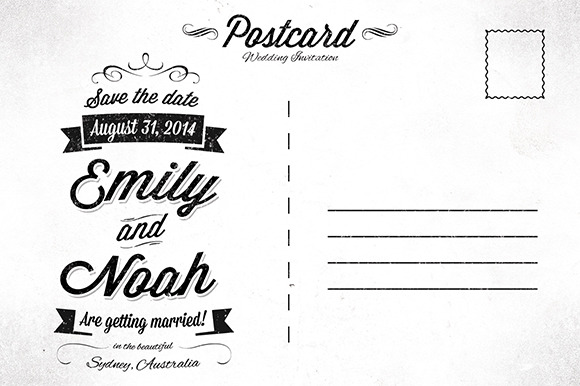 22+ Save the Date Postcard Templates – Free Sample, Example Format