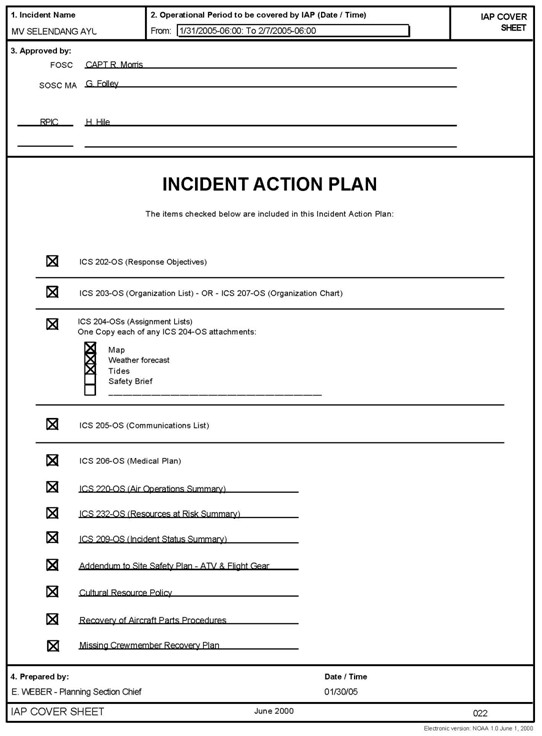 Importance of structured incident response process.