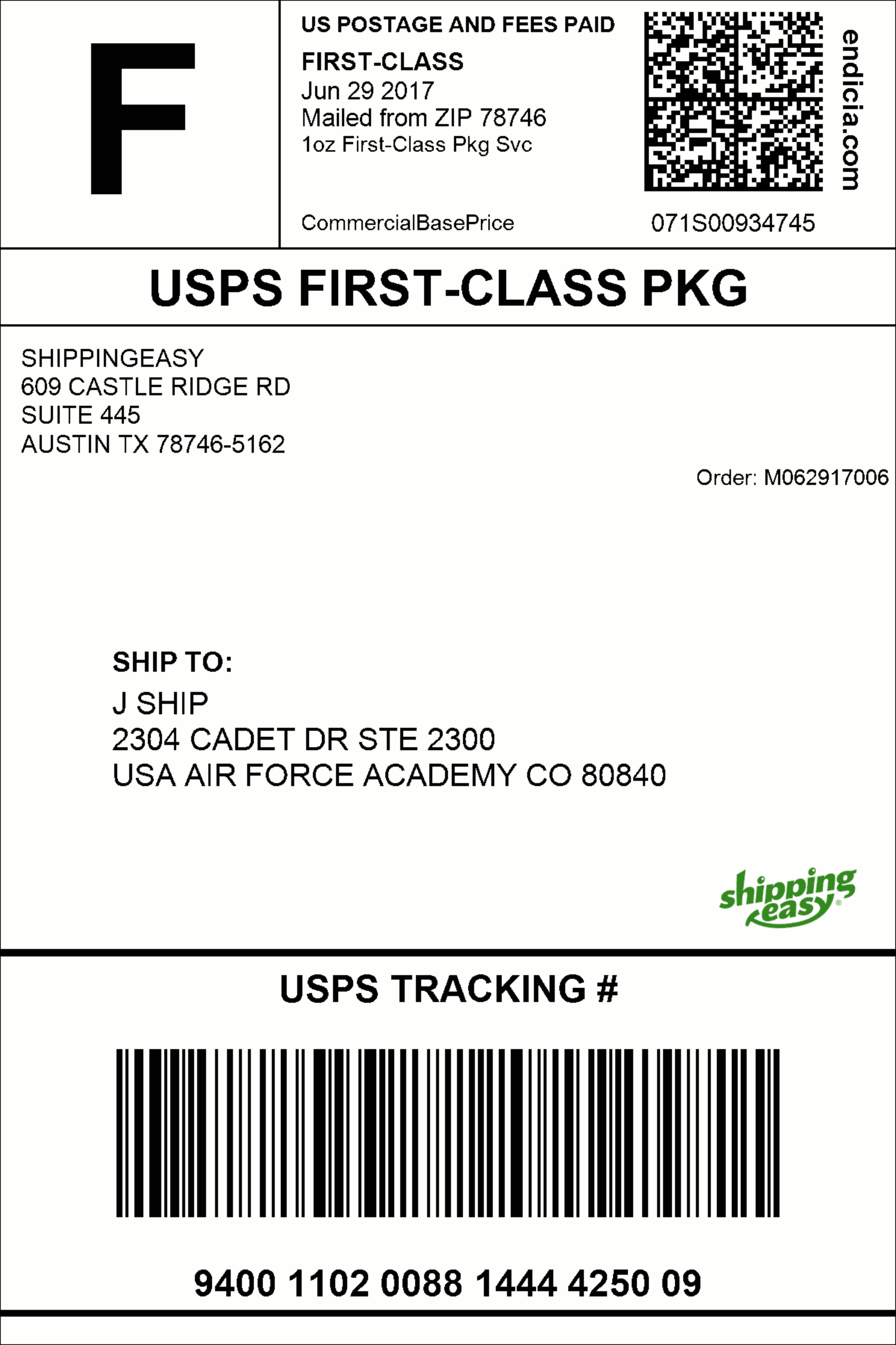 How to: Add my logo to shipping labels – ShippingEasy Knowledge Base