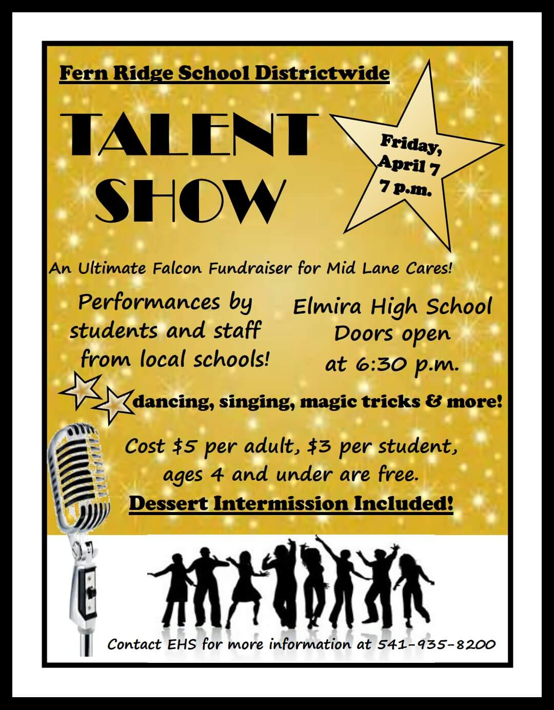 District.Wide.Talent.Show.Flyer – Elmira High School