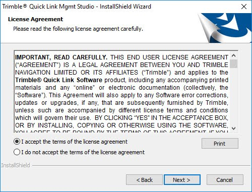 Install Quick Link Management Studio   MEP Support