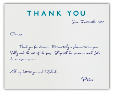 How to Write a Thank You Note for Money (with Sample Thank You Notes)