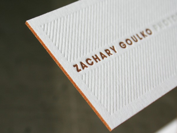fat foil business cards | 4OVER4.COM