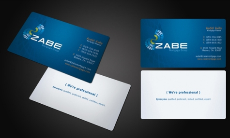 2 sided business card design two sided business cards business