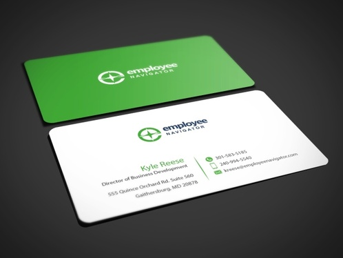 double sided business cards design a professional double sided