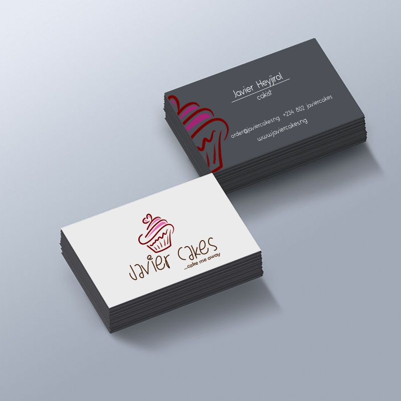double sided business cards two sided business card free   cnst.us