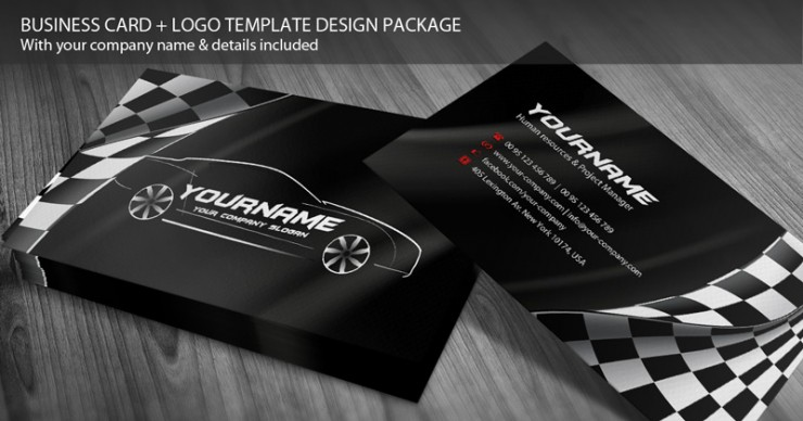 Business Cards Need For Your Automobile Business Today | Mondeo Riders