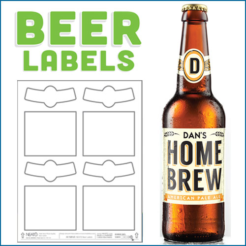 29+ Beer Label Templates – Free Sample, Example Format Download