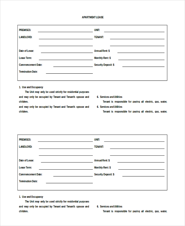 Judicial Title Lease   Fill Online, Printable, Fillable, Blank