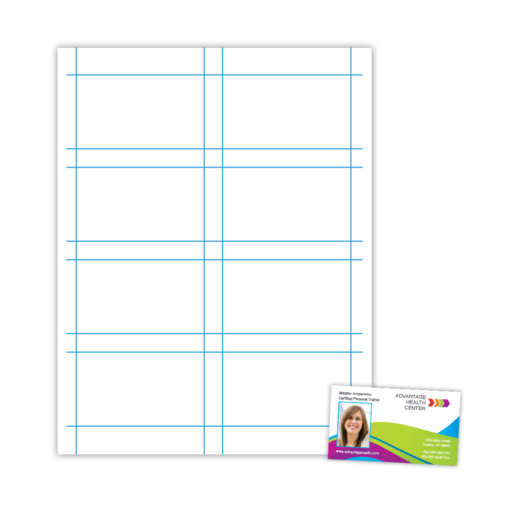 blank business card template   28 images   free blank business