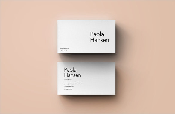 Business Card Blank Template Photoshop Psd Within – Charlesbutler