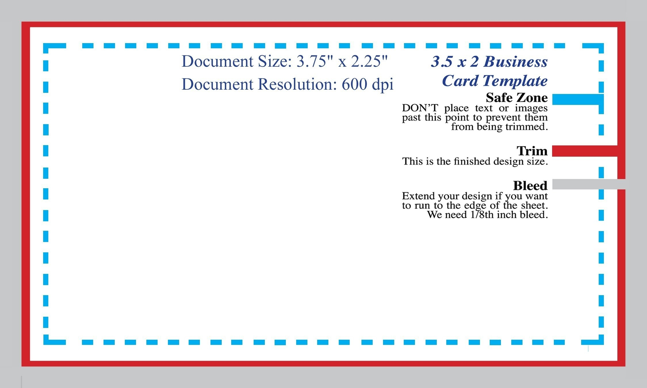 free blank flash card template