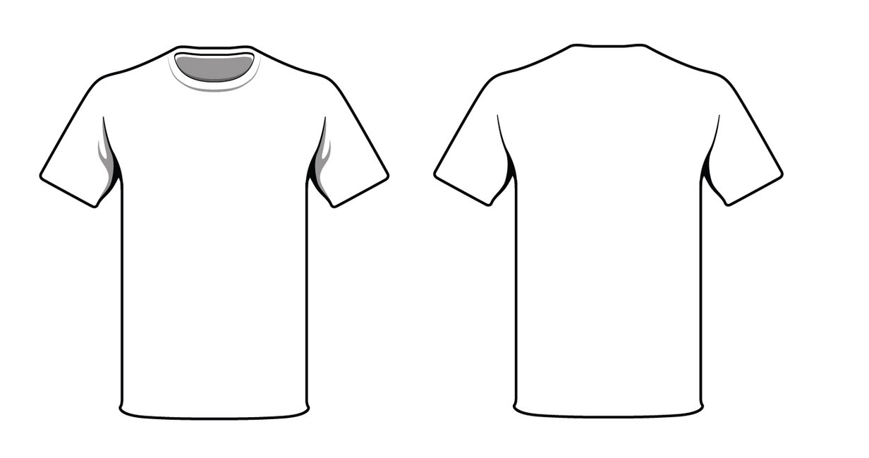 Blank T Shirt Drawing at GetDrawings.| Free for personal use